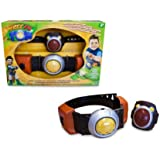 Tree Fu Tom Holopax And Belt Set