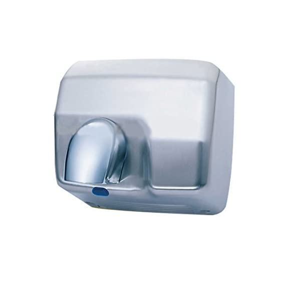 EcoKleen Stainless Steel Hand Dryer (Grey)