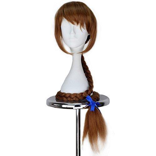 Miss U Hair Fawn Wig Synthetic Extra Long Braid Wig Handmade Anime Cosplay Wig by Miss U Hair