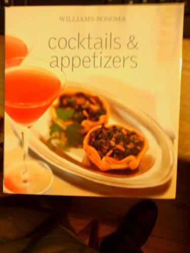 Williams-Sonoma: Cocktails and Appetizers (William-Sonoma) - Sonoma-cocktail