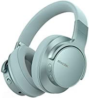 Mixcder E7 Active Cancelación de Ruido Auriculares Bluetooth con Micrófono Hi-Fi Deep Bass Auriculares Inalámb