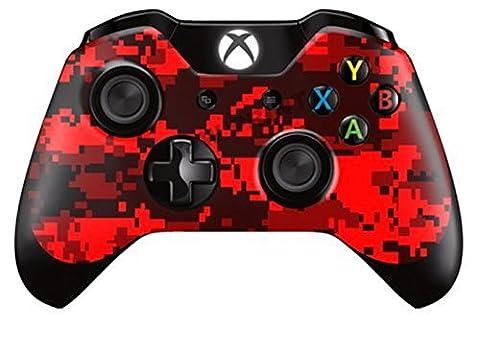 Stillshine Vinyle Decal Skin Sticker de Protection pour Xbox One télécommande Manette x 2 (Camouflage Design)