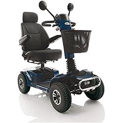 Ardea–Scooter eléctrico–Mirage, color azul