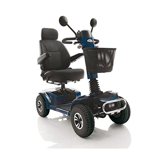Ardea – Scooter eléctrico – Mirage, color azul