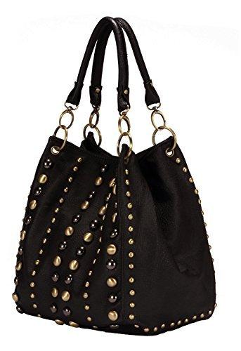 scarleton-studded-style-handbag-h120101-schwarz