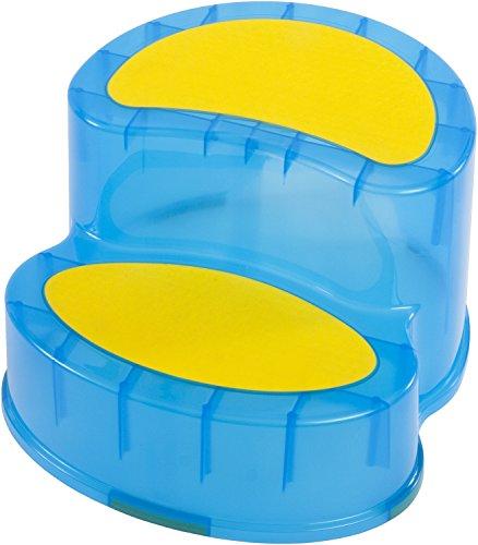 Bieco - Taburete para niños. azul azul