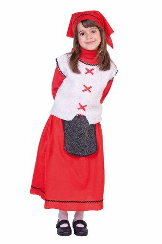 Imagen de rubie`s  disfraz pastorcilla talla 5/7 años