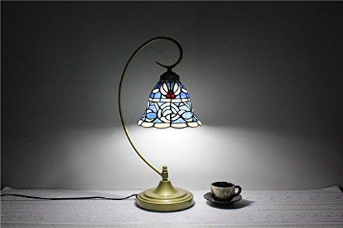 ILQ 8 Pouces Creative Baroque Table Lamp Salon Lampe Étude Chambre Boutique Table Lampe,BB