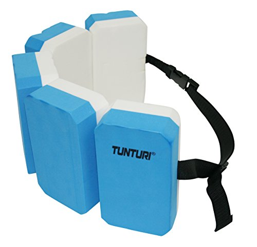 Tunturi Swimming Ceinture de Natation Mixte Adulte, Blue, 1