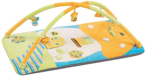 Cam V410 215 Tappeto Gioco Happy Gym per Box Brevettato Fungo