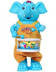 Blossom Elephant Drummer Toy with Drumming and Dancing Action for Kids/ Elephant Drummer for Toddler with Sound and Dancing