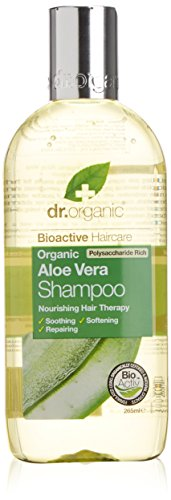 Dr.Organic Aloe Vera Shampoo 265 ml