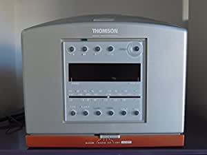 Thomson RR 500 Radio/Radio-réveil Lecteur CD