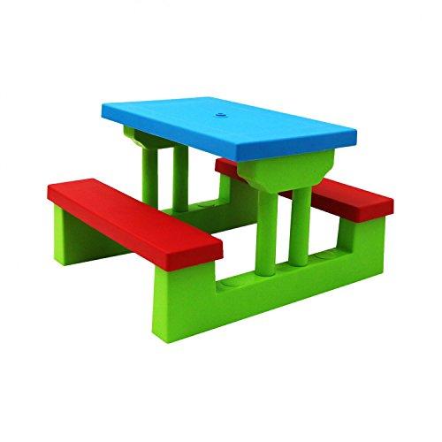 ktisch-Tabellen-gesetzte Gartenmöbel im Freien (Kinder-kunststoff-tabelle)