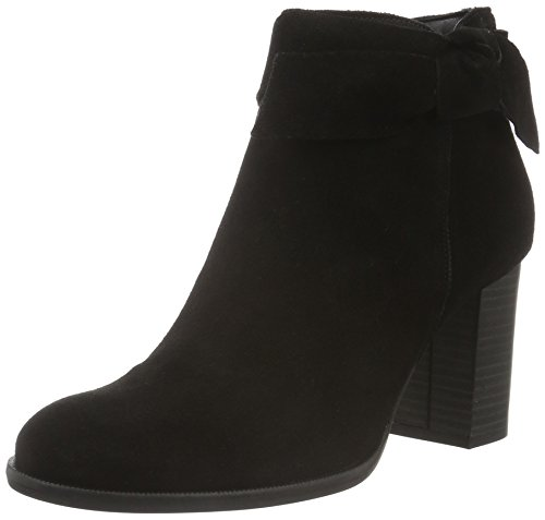 Vero Moda Vmfena Leather Boot, Bottines Non doublées Femme