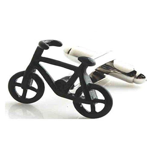 Procuffs Bike X-Games Fahrrad Manschettenknöpfe Stunt Mountain BMX + Box & Reiniger (Bmx Bikes Games)