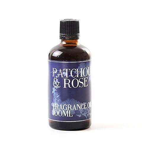 Mystic Moments Huile Parfumée de Patchouli & Rose