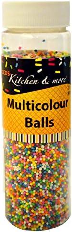 CCDS Small Size Multicolour Balls