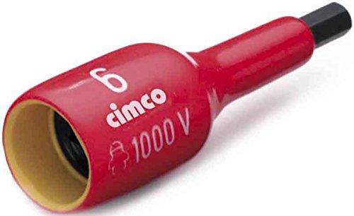 CIMCO TORNILLO LLAVES DE VASO  3/8  SW 4 112560