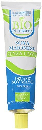 Probios - Il Nutrimento Soya Maionese Natural - Pacco da 8 x 150 g