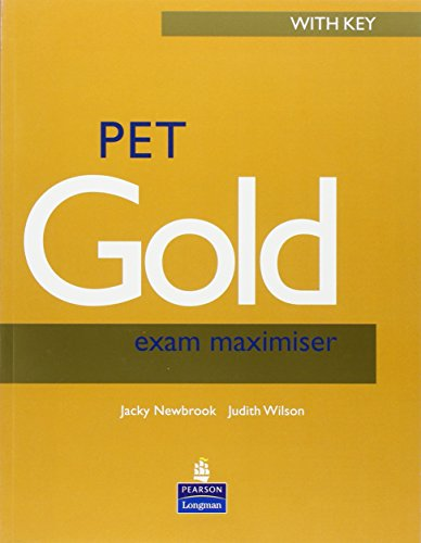 Pet gold exam maximiser. With key. Per le Scuole superiori. Con espansione online