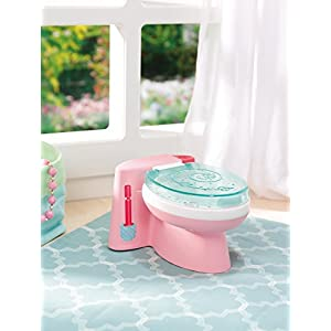 Baby Annabell 700723 Fancy Toilet