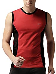 2GO Round Neck Sleeveless Cotton Vest