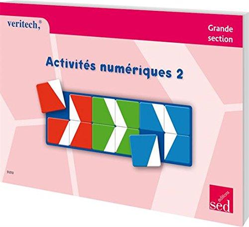 Activités numériques 2 : Grande section