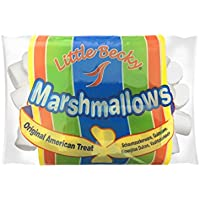 Little Becky Jumbo marshmallows 460 gramos