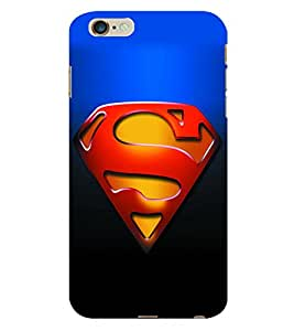 ColourCraft Logo Back Case Cover for APPLE IPHONE 6 PLUS