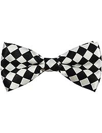 Demarkt Gentleman Nœuds Papillon Tie Reglable Mariage Soirée Busines Couleur Multicolore