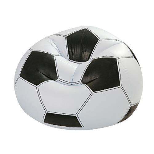 Kids Sofa Netter Aufblasbarer Fußball | Mode Komfortable Kindersofa Faul Sofa Aufblasbaren Stuhl Möbel Kindersofa 01