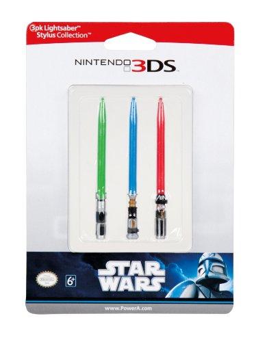 STAR WARS(TM) Lightsaber Stylus Collection (DS/DS lite/DSi/DSi XL/3DS)