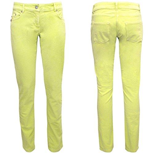 Pantaloni - Kerri Corduroy Sunny Lime