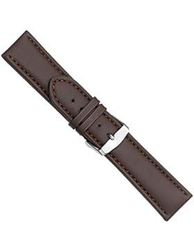 Uhrbanddealer 22mm XL Ersatzband Uhrenarmband