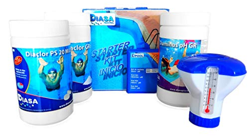 well2wellness® Pool Starter Set/Starter Kit 5in1