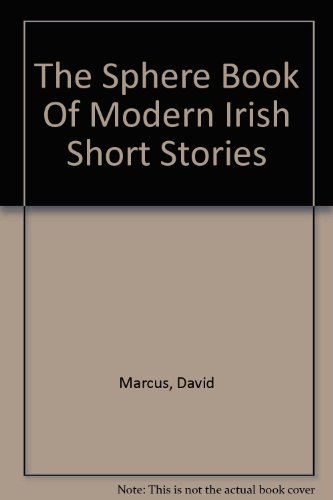 THE SPHERE BOOK OF MODERN IRISH SHORT STORIES.