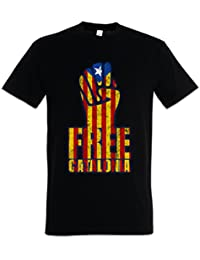 Amazon.es: bandera catalana: Ropa