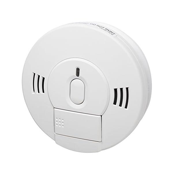 Kidde 10SCO Combination Smoke and Carbon Monoxide Alarm with Voice Notification 2