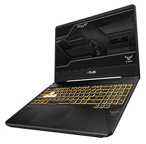 "Asus TUF565GE-BQ165T PC portable Gamer 15,6"" Noir métallisé (Intel Core i7, RAM 8 Go, 1 to + 128Go SSD, Nvidia GTX1050 TI 4 Go, Windows 10) Clavier AZERTY Français"