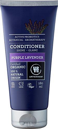 Urtekram Purple Lavender Conditioner BIO, Glanz und Gleichgewicht, 180 ml