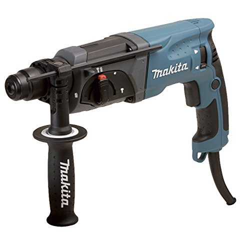 Makita HR 2470 SDS-Plus-Bohrhammer, 780 Watt, 2,4 J + Transportkoffer