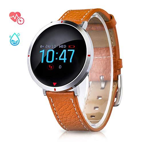 GOKOO Reloj Inteligente Mujer Smartwatch Fashion Deporte Fitness Tracker Pulseras de Actividad Reloj...