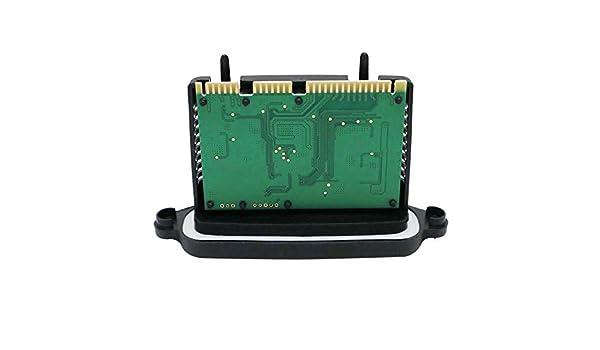 Nrpfell Car Xenon Ballast Headlight Module for 5 Series 520D 530D F07 F07N GT F10 F11 63117316217