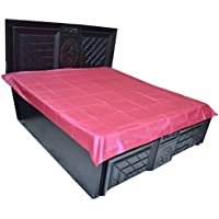 KuberIndustries - Sábana Bajera de plástico para colchón (Impermeable, 1,52 m x 1