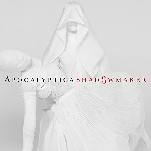 Shadowmaker (deluxe, 12-track Digipak)