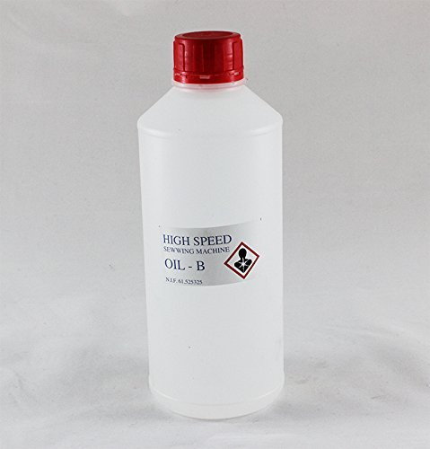 1 Litro de Aceite para Máquinas de Coser