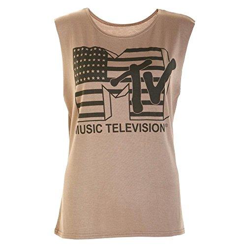 ladies-mtv-music-television-print-sleeveless-crop-top-women-cropped-t-shirt-8-14-m-l-12-14-mocha