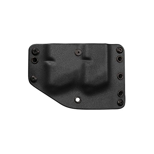 PHALANX DEFENSE SYSTEMS Stealth Operator Twin Mag Holster, Black -