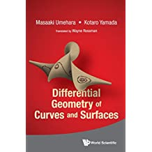 Differential Geometry of Curves and Surfaces